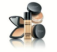 Bare Minerals make-up